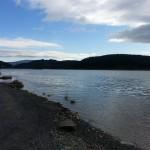 Fishing the Taieri River