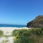 Chrystalls Beach - Cooks Head Rock