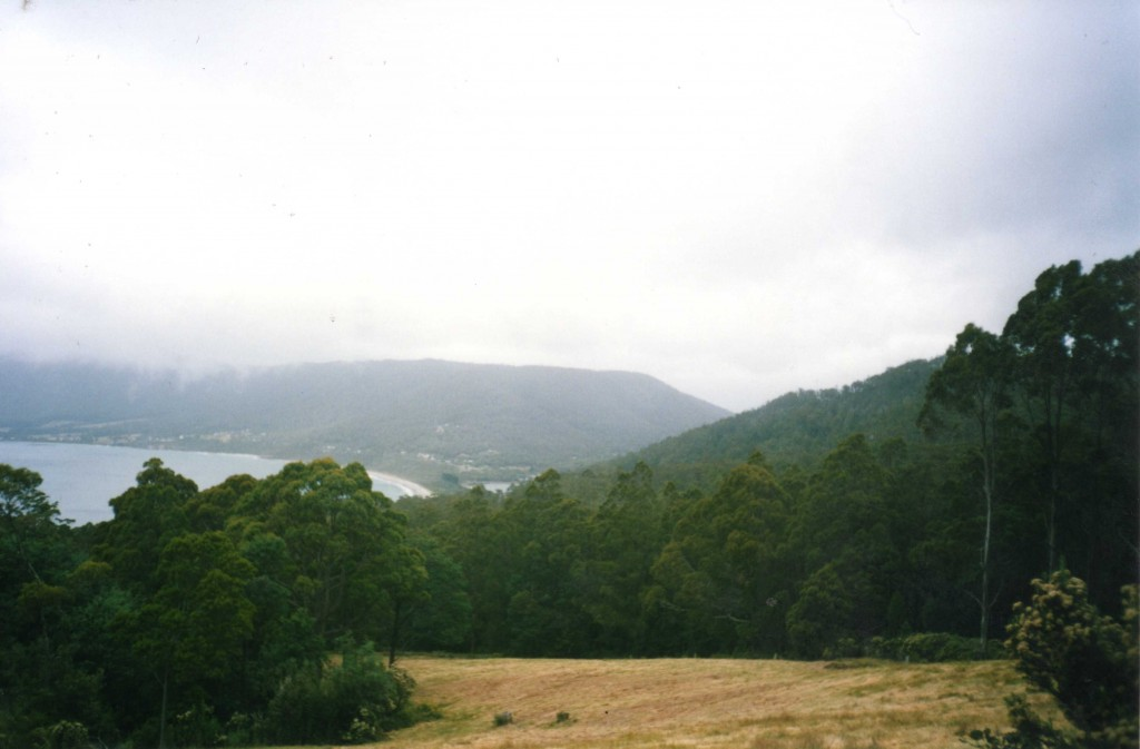 17-01-06 View towards Eaglehawk Neck