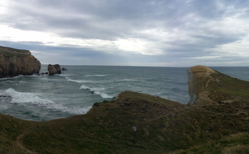 Tunnel Beach and the Legend of Cargill's Drowned Daughter