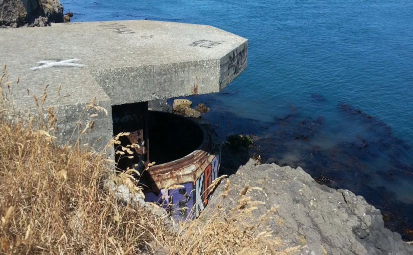 Ready for the Invasion that Never Came: Harington Point Gun Emplacements