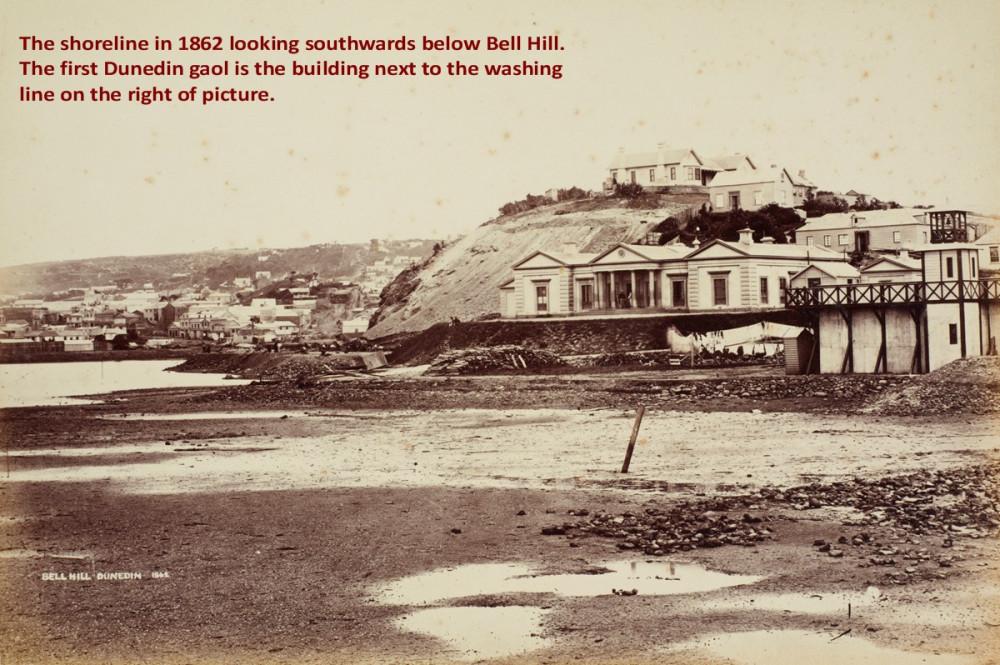Dunedin's first prison