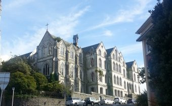 A Peek into Dunedin's Dominican Priory