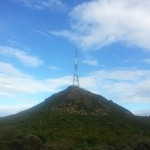 Mount Cargill and the Organ Pipes