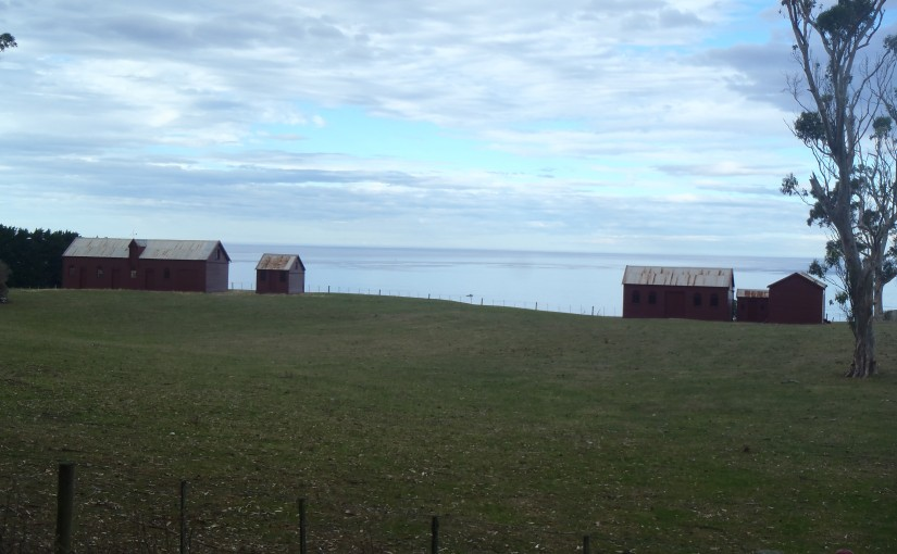 Matanaka, Otago's First European Farm