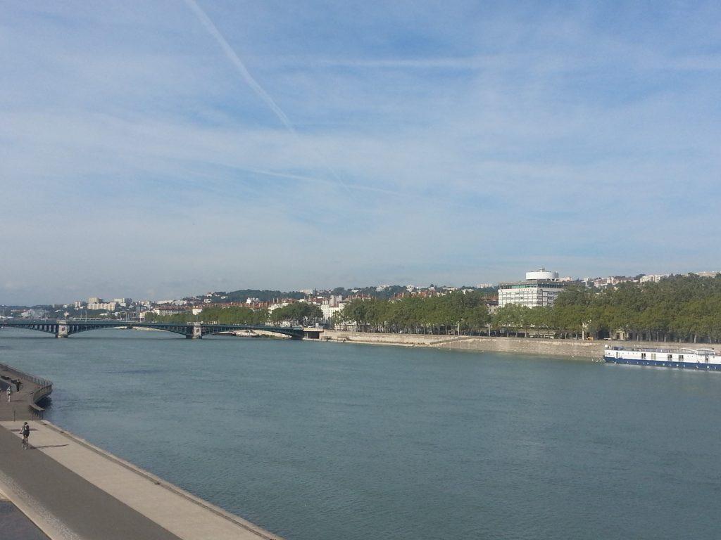 The mighty Rhône!