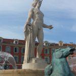 The Seaside City of Nice