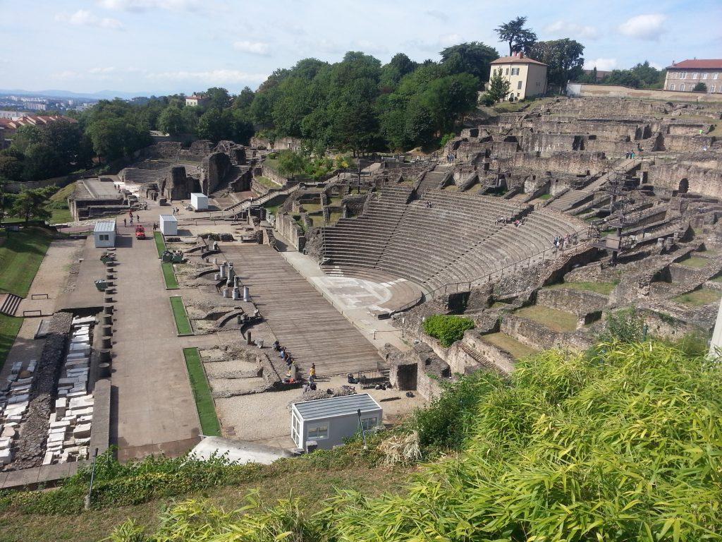 Theatre of Lugdunum