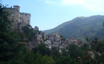 Ruins, Fine Food and Sand in Sunny Liguria