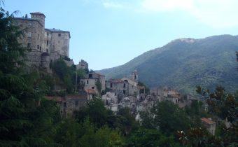 Ruins, Fine Food and Sand in Sunny Liguria