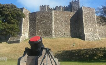 Dover Castle: the Gateway to England