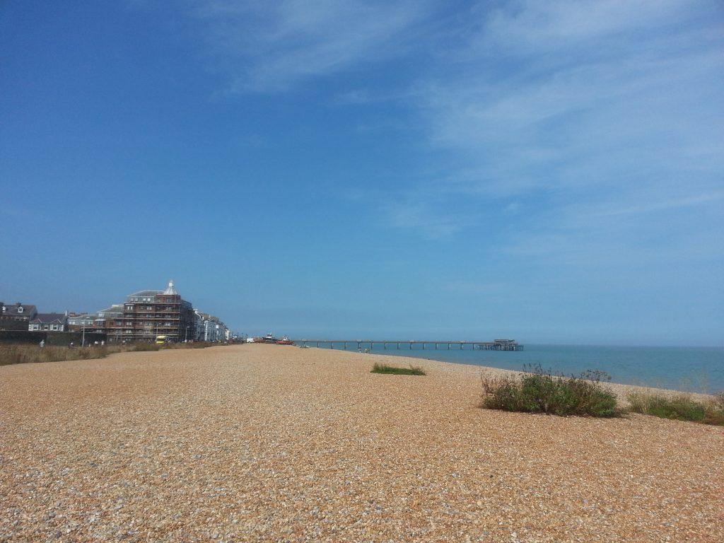 Beach at Deal