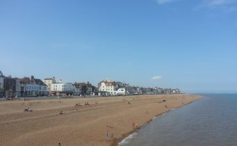 A Ball of a Time in Deal