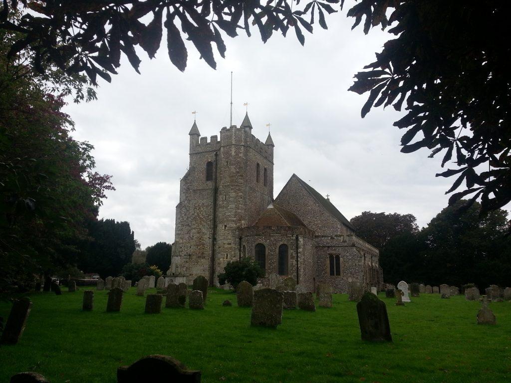 Wye church