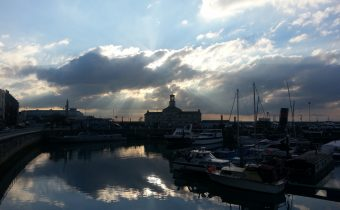 Sunrises and Surprises in Ramsgate