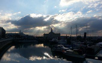 Sunrises and Surprises in Ramsgate