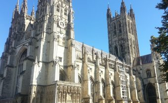 A Pilgrim's Temptation in Canterbury