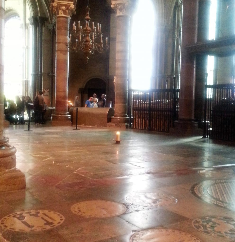 Thomas Becket's candle