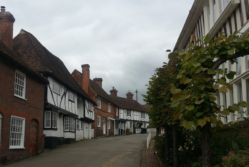 Street in Chilham