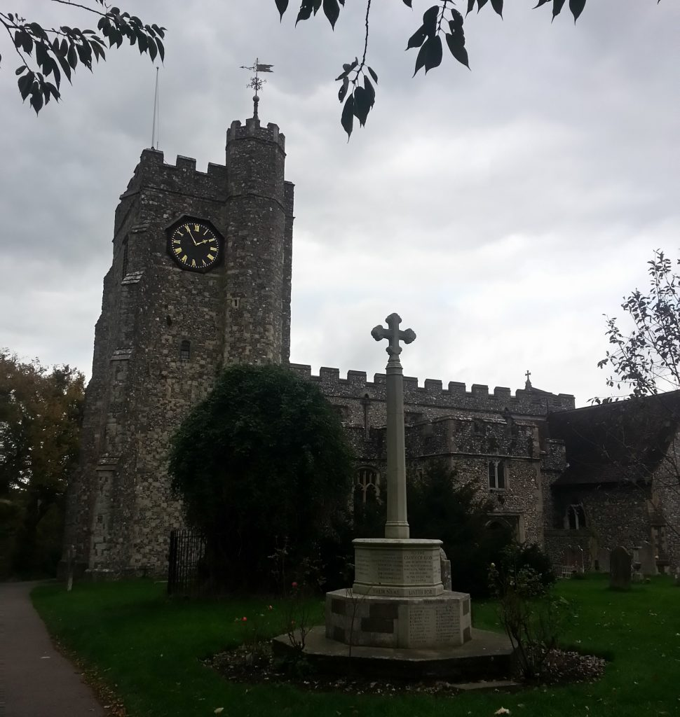 St Mary's Chilham