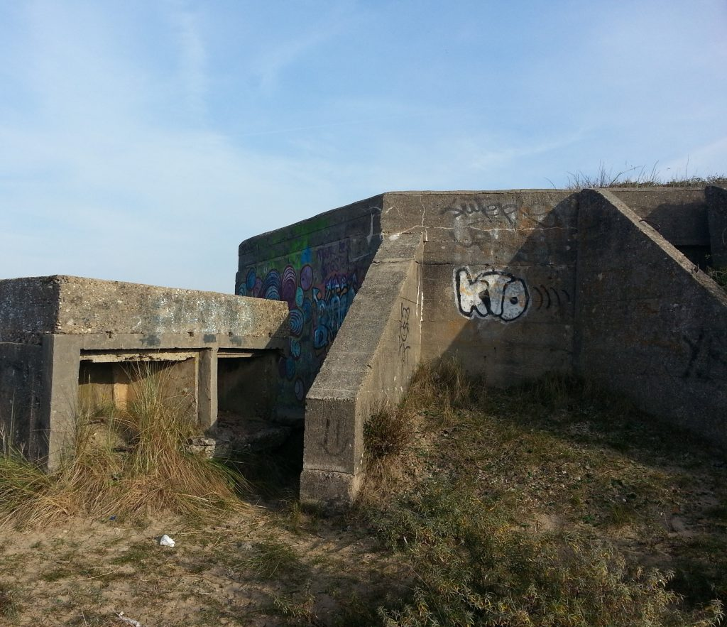 Fortifications at Wissant