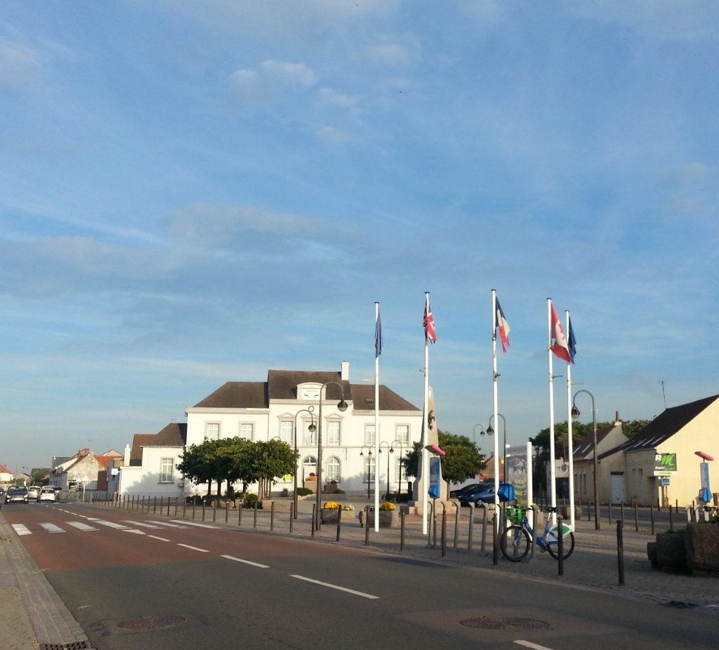Sangatte town hall