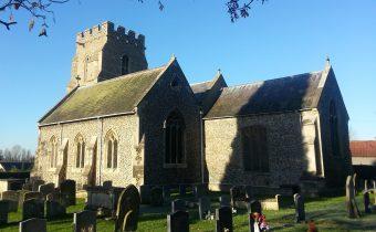 Chasing Nunns From Fornham to Fornham