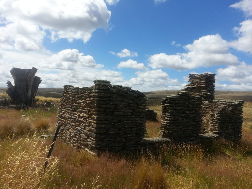 Another Nenthorn ruin