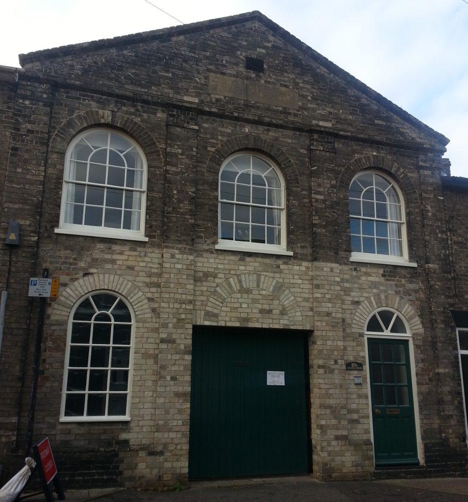 Bury St Edmunds Primitive Methodist Chapel