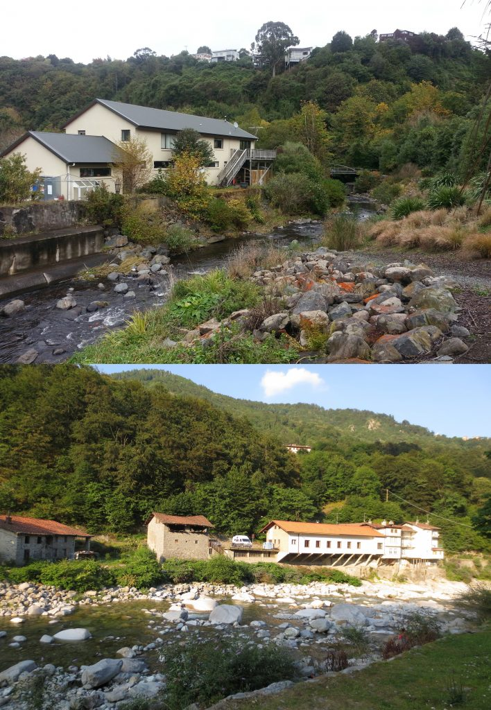 Leith River vs Cervo River