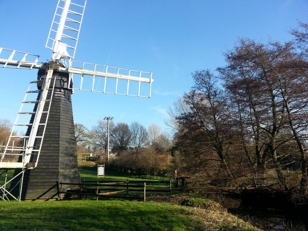 Eastbridge windpump
