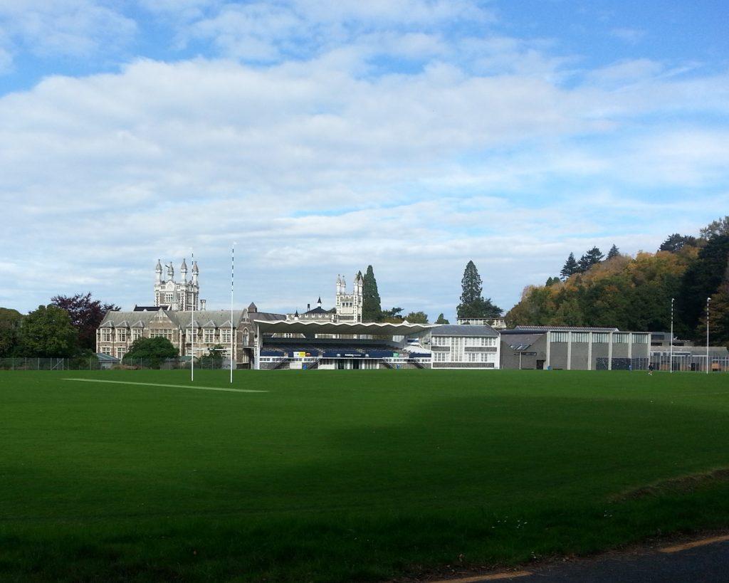 Littlebourne playing field
