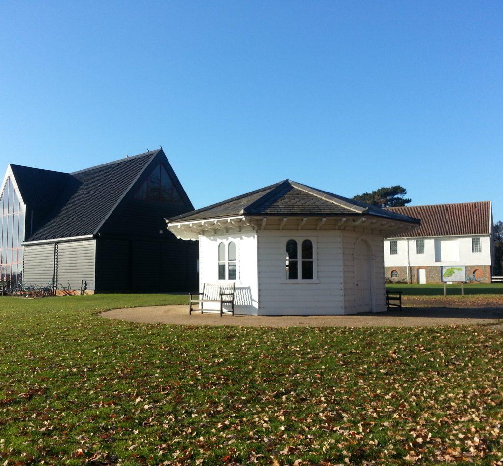 Settling house of Bury St Edmunds
