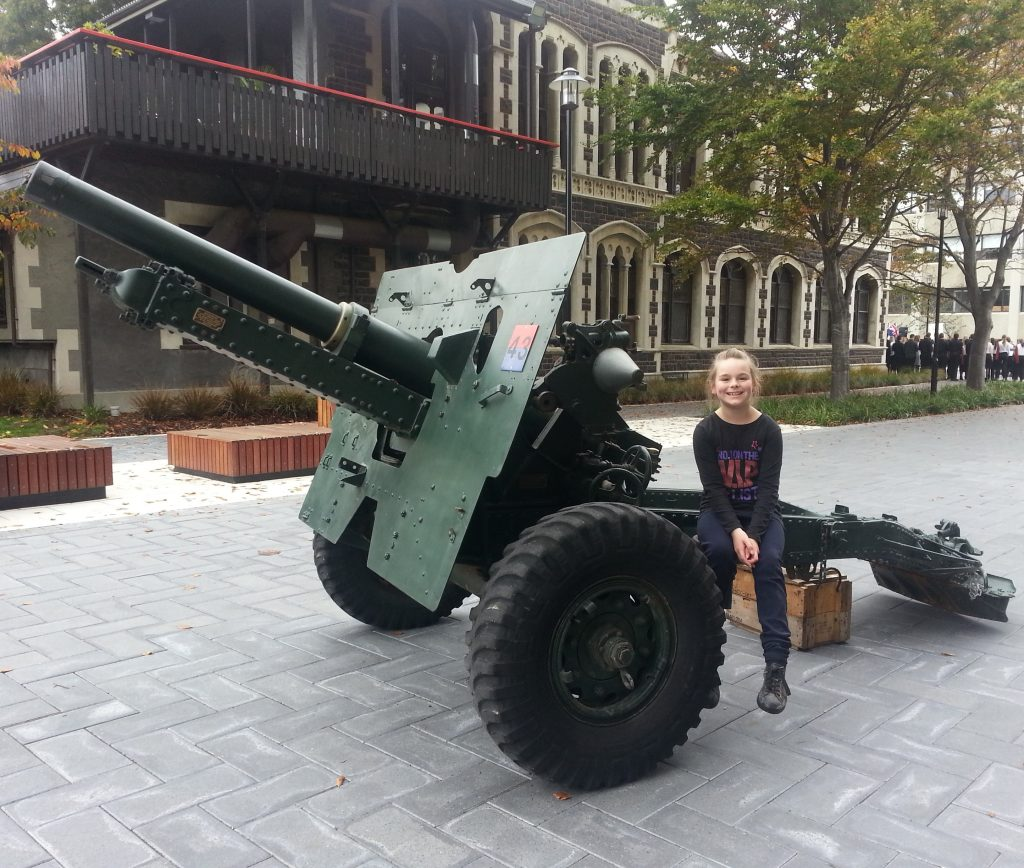ANZAC cannon