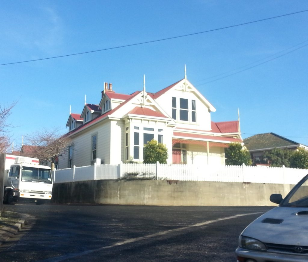 Edwardian Villa on Picardy St