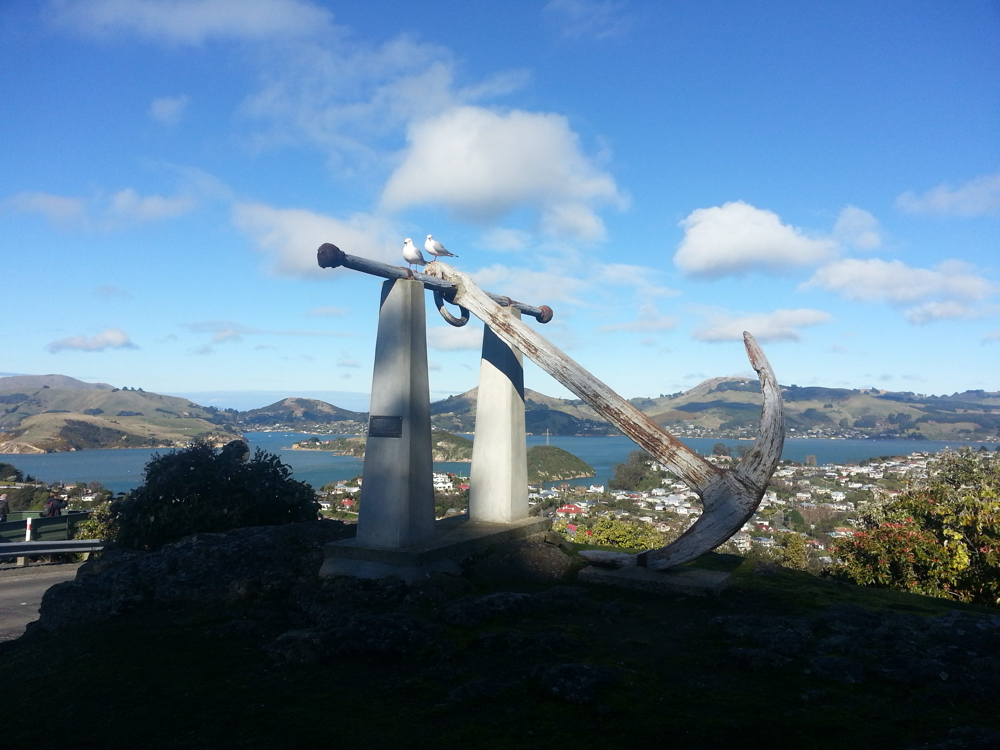 Prowling Port Chalmers