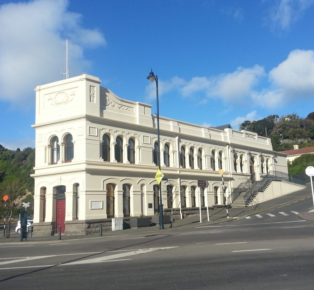 Port Chalmers town hall