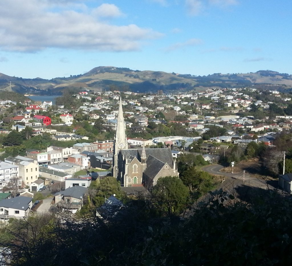 Iona Church, Port Chalmers