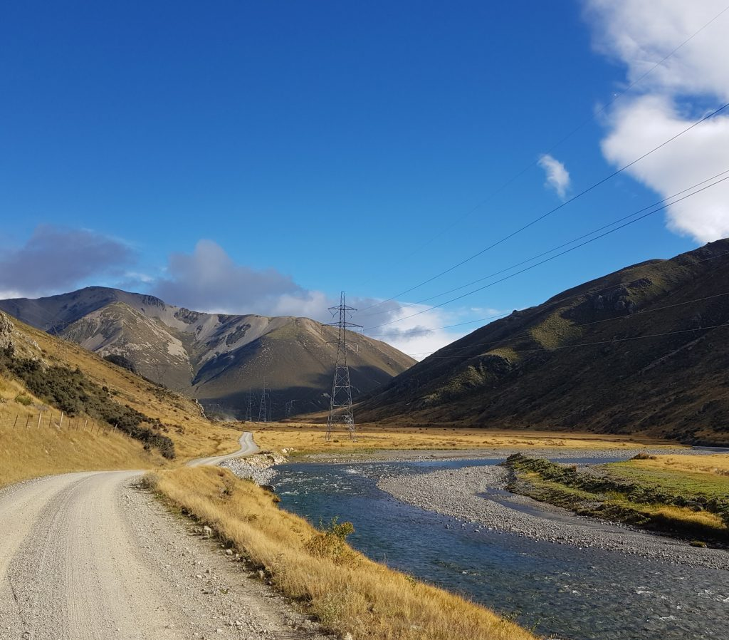 Along the Clarence Valley
