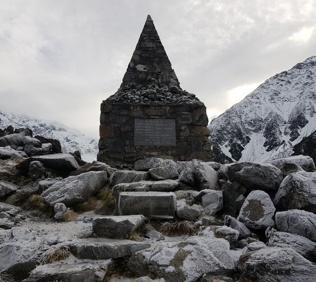 The Alpine Memorial