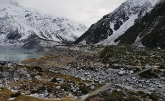 In Search of Winter at Aoraki