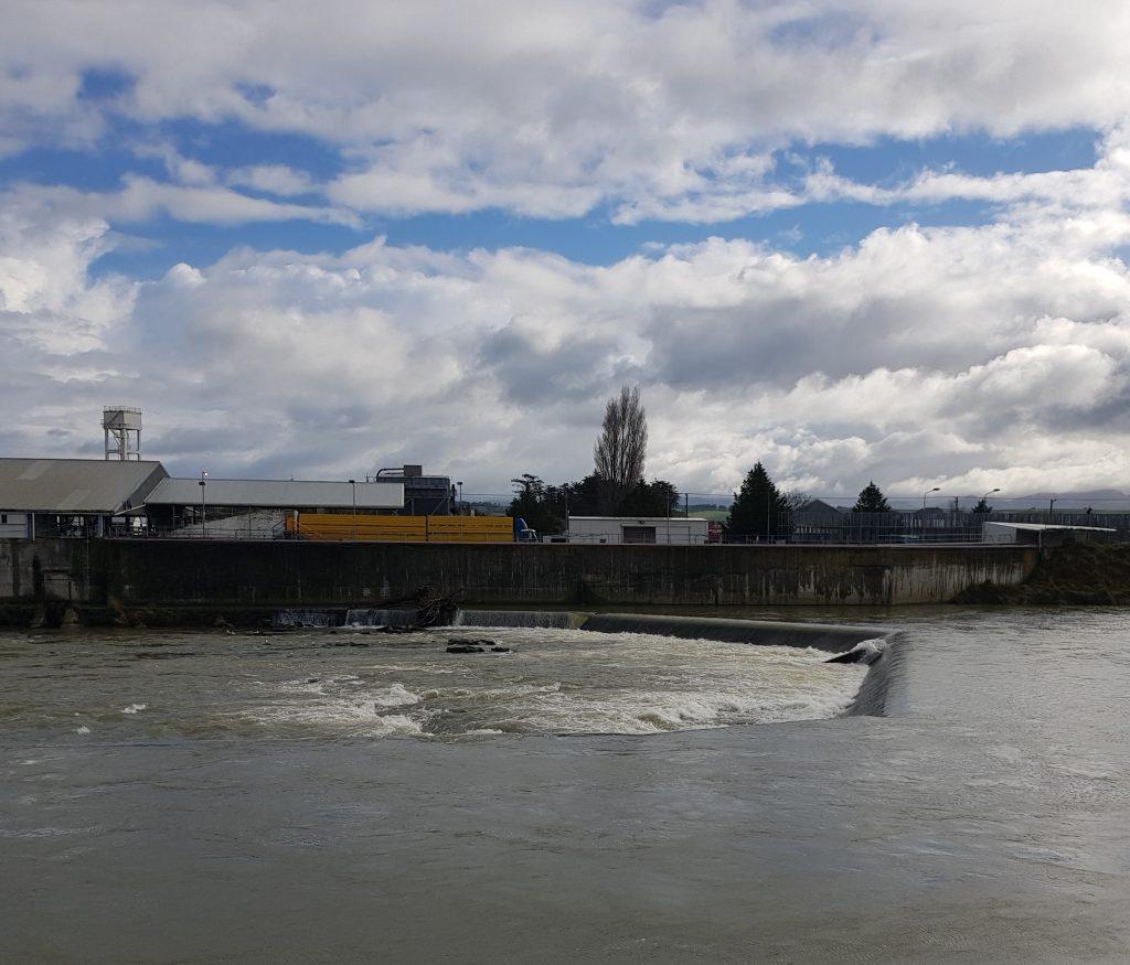 Mataura Weir