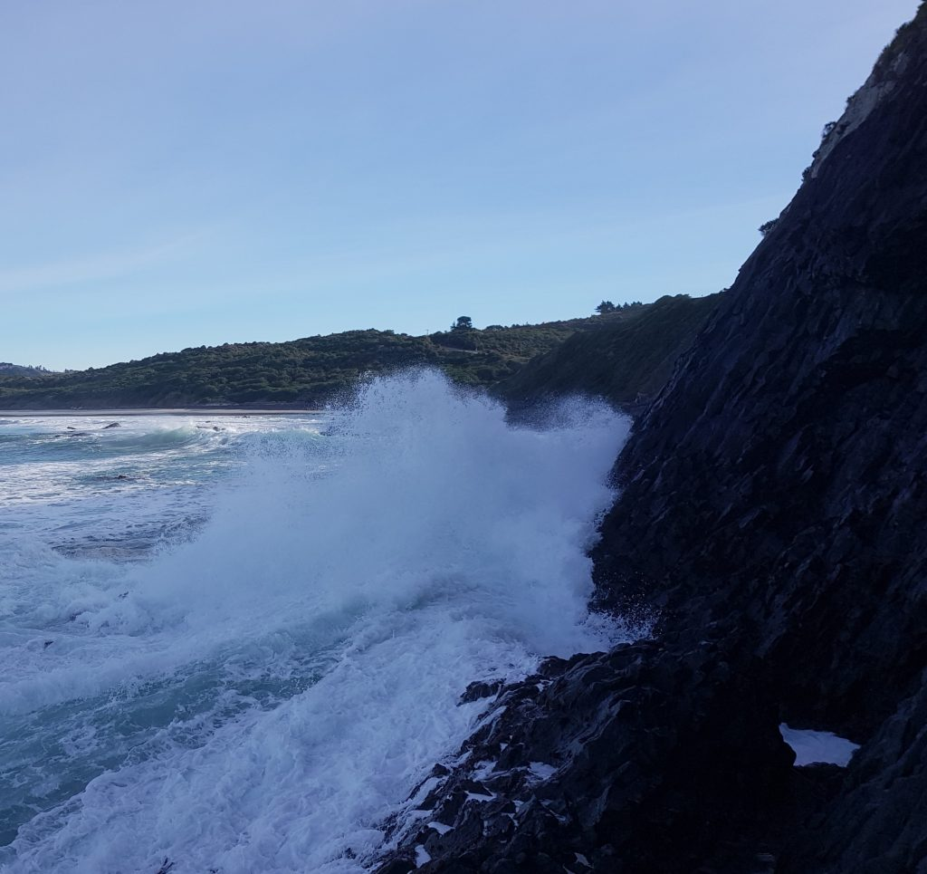 Breakers at Blackhead