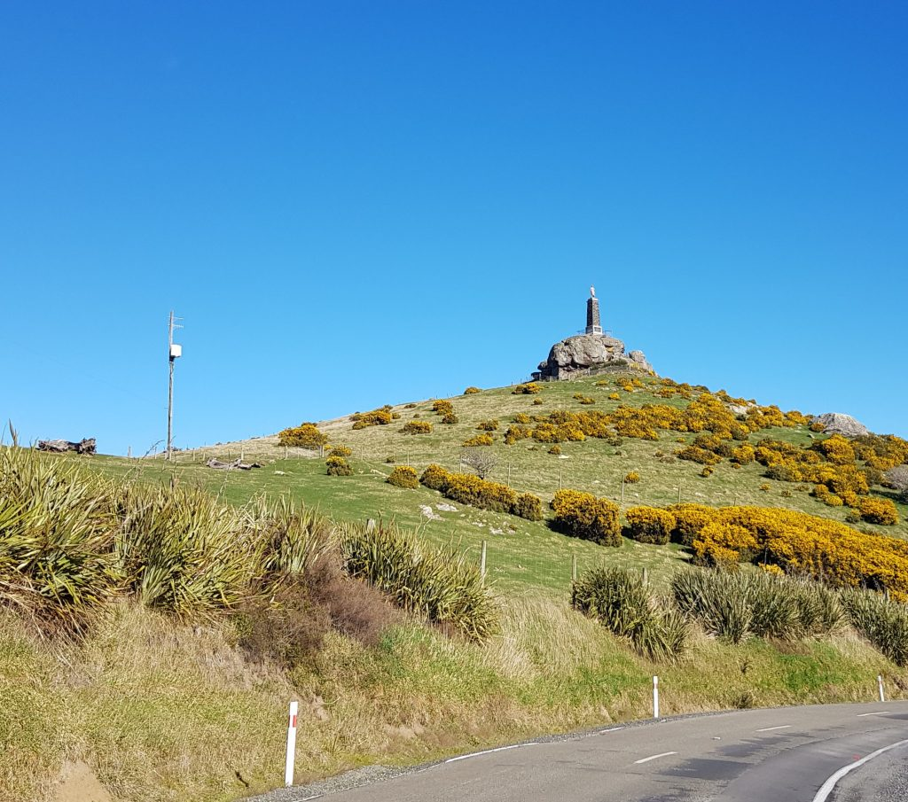 Looking back at Otago Peninsula Soldiers' Memorial