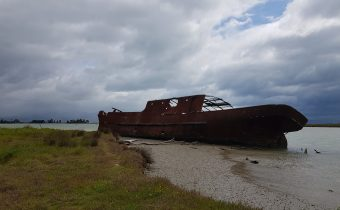 Curious Canals and Rusting Wrecks of the Wairau
