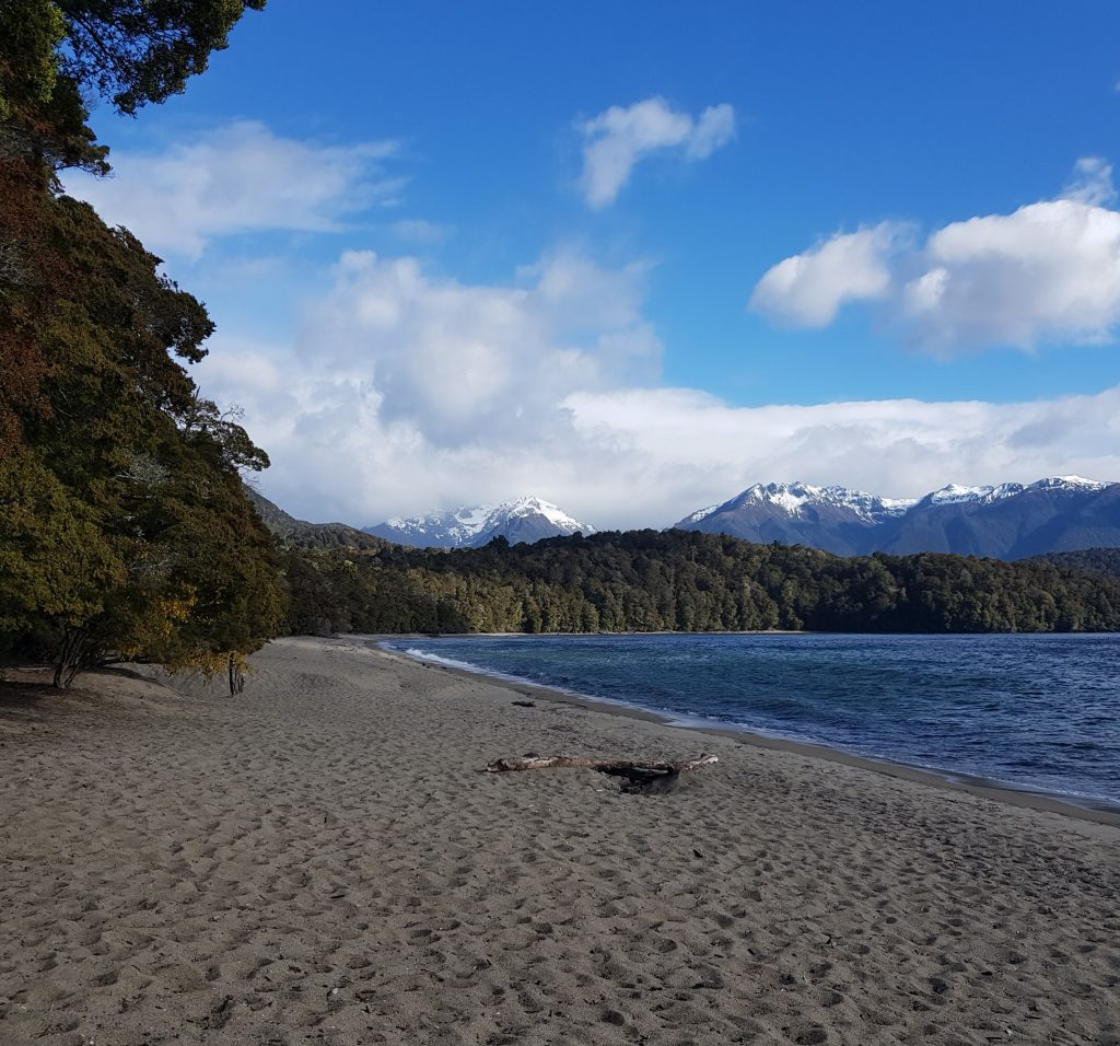Brod Bay on the Kepler Track