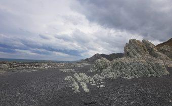 Darwinian Geology at Ward Beach