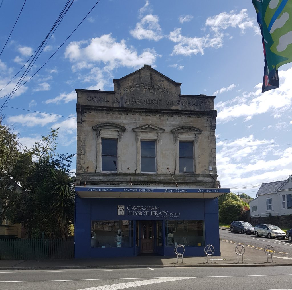 McCracken Store, Caversham