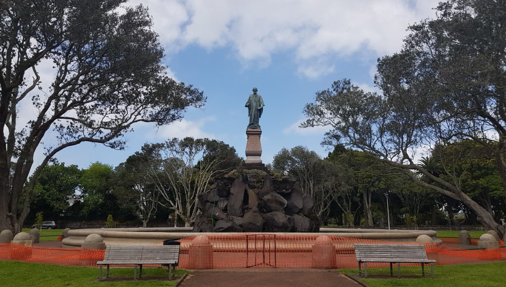 Campbell Monument, Cornwall Park