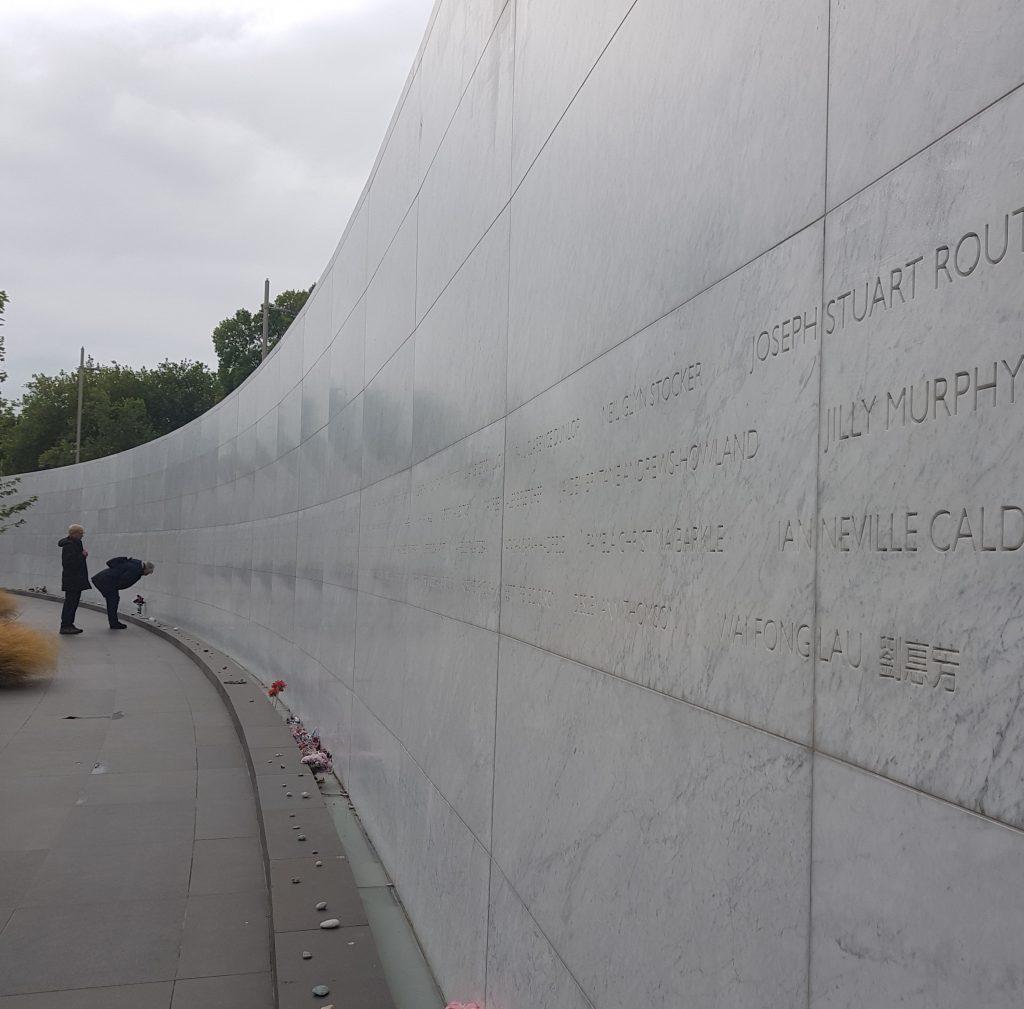 Christchurch Earthquake Memorial